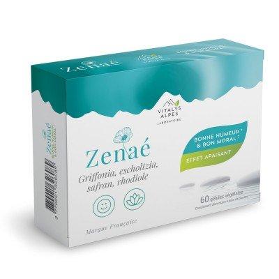 zenae. formule naturelle pour retrouver la bonne humeur au quotidien