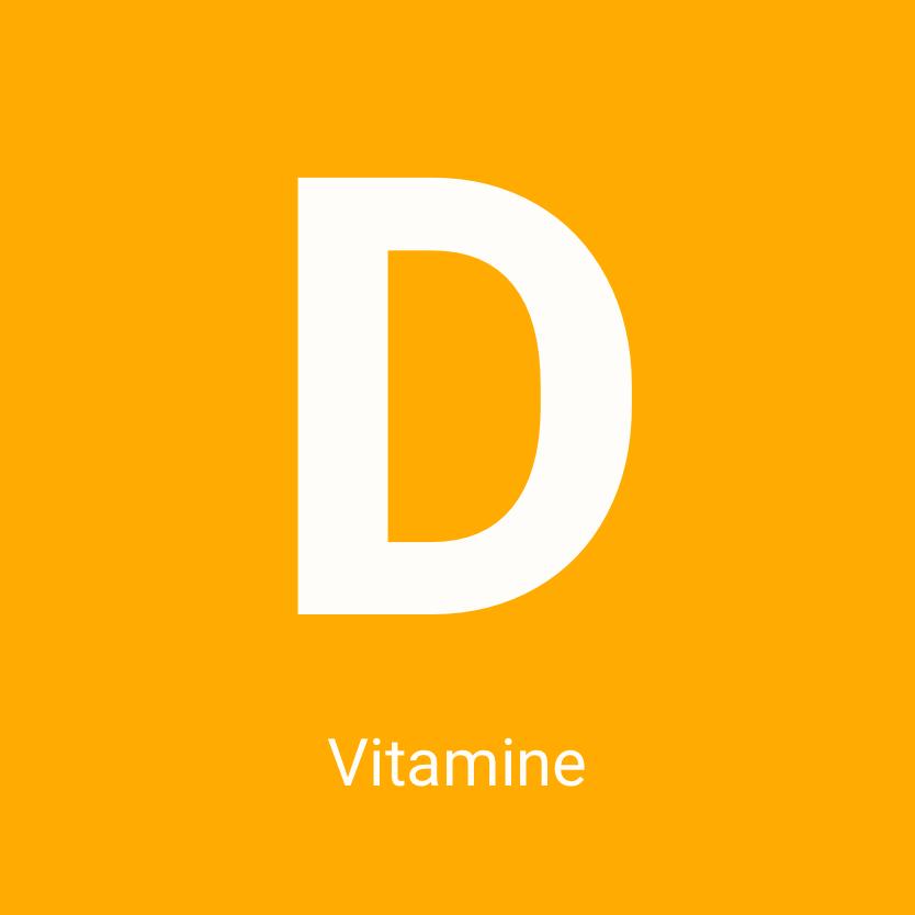 La vitamine D, Indispensable pour conserver des os solides