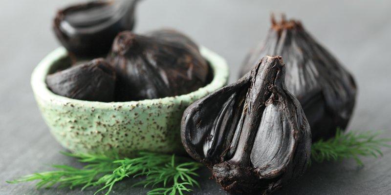 L'ail noir, un formidable antioxydant… mais pas que !