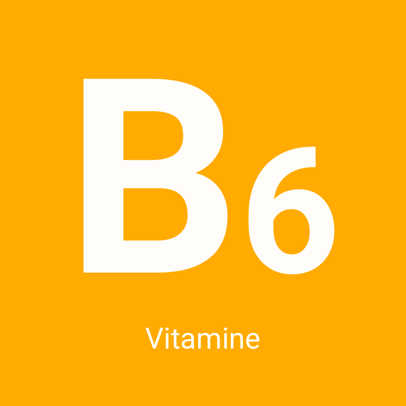 La vitamine B6, une vitamine anti-fatigue