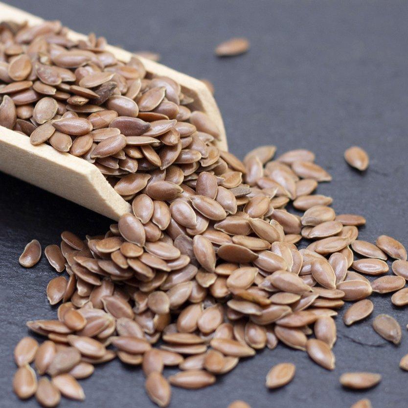 Les grains de lin, pour stimuler le bon fonctionnement de la prostate